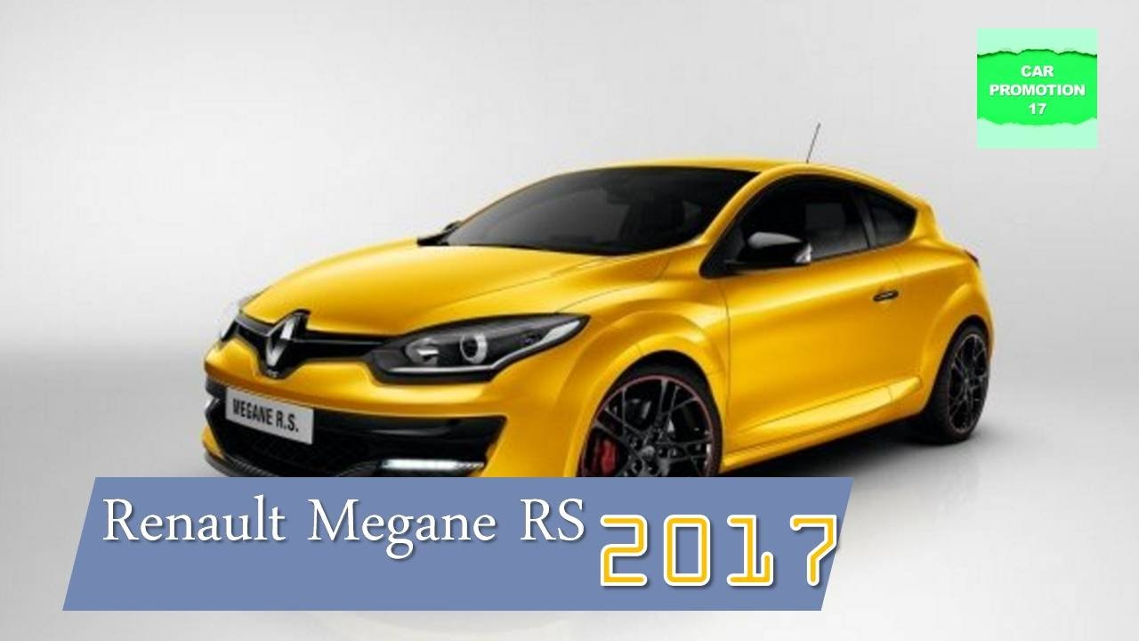 2017 renault megane rs interior exterior performance review youtube. Black Bedroom Furniture Sets. Home Design Ideas
