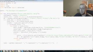 Scikit Learn Machine Learning Tutorial for investing with Python p. 6