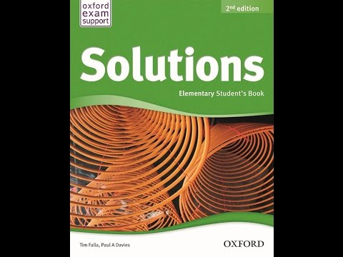Welcome To ... Solutions