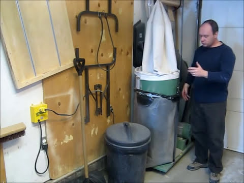 Am nagement d 39 atelier d 39 b nisterie youtube - Idee amenagement garage ...