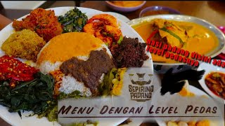 MUKBANG NASI PADANG LEVEL 3
