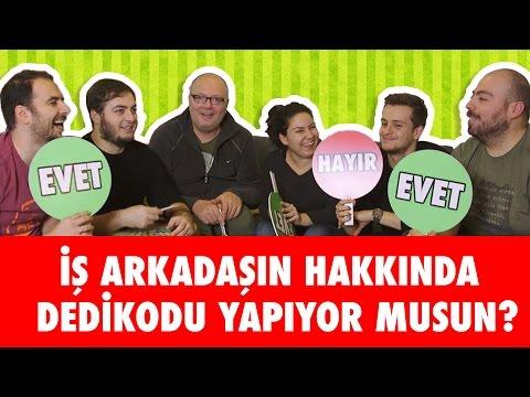 İTİRAF ET - Evde Ersan Abi'nin...