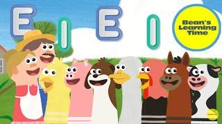 #OldMacDonald Old MacDonald Had a Farm with Sock Puppets! Kids Songs