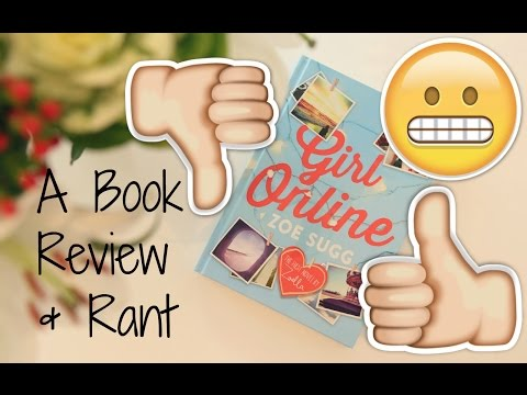 GIRL ONLINE By Zoe Sugg: A Book Review
