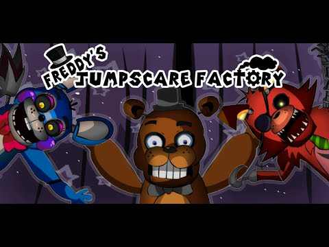 Freddy's Jumpscare Factory - FNAF Character Creator [OFFICIAL TRAILER]