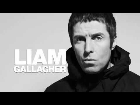 Liam Gallagher of Oasis live in Manila! August 14, 2017