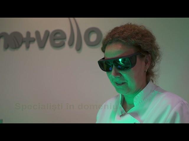 Tratamente corporale cu LED- Nomasvello