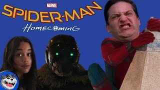 Spider-Man Homecoming Trailer - COMMENT SMACKDOWN!