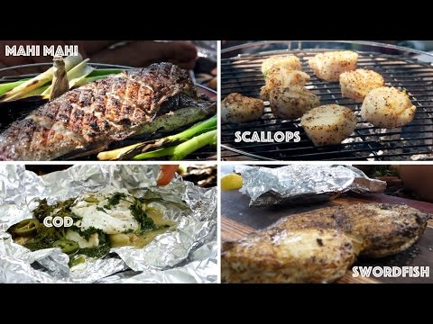 Beginners Guide To Grilling Fish - Cooking Home-School