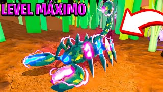 ESCORPIÃO COLORIDO GIGANTE | Roblox - Little World
