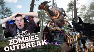 NIEUWE OPEN-WORLD ZOMBIE MODUS! - OUTBREAK ZOMBIES (Call of Duty: Cold War)