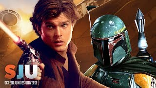 Video Boba Fett Spinoff Movie! Plus, Solo Box Office Predictions! - SJU download MP3, 3GP, MP4, WEBM, AVI, FLV Mei 2018