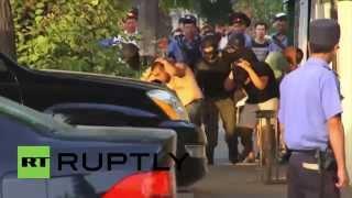 Kyrgyzstan: 4 killed, 5 detained in Bishkek anti-terror op