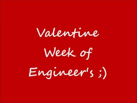 valentine week of engineer's | Saurabh Arora