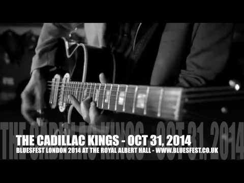 BLUESFEST 2014 - THE CADILLAC KINGS
