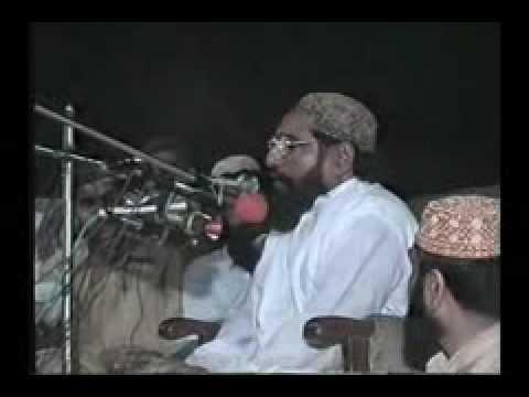 allama ahmed saeed khan multani khutaba