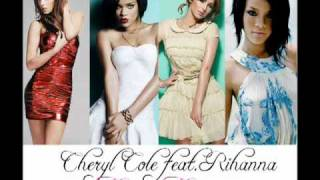 cheryl cole ft rihanna new song 2011?