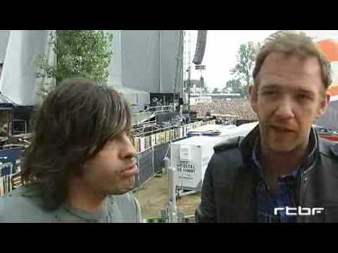 Werchter 2008: interview Soulwax