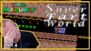 Super Fart World (SMW Kaizo) [Part 4]