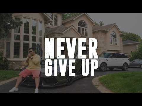 NEVER GIVE UP – Motivational Video | Reza Mokhtarian