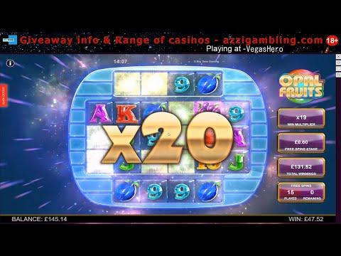 online-slots-bonus-compilation!!-opal-fruits,-vikings,-invisible-man-&-loads-more!!