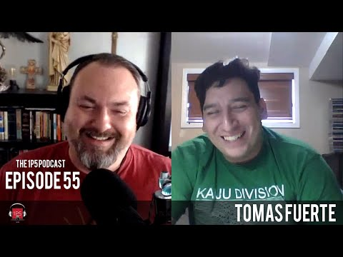 1P5 Podcast Ep 55 - Tomas Fuerte & The Guadalupe Pilgrimage