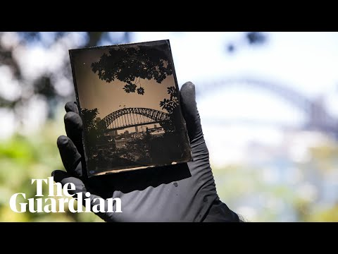The black art: wet plate collodion photography