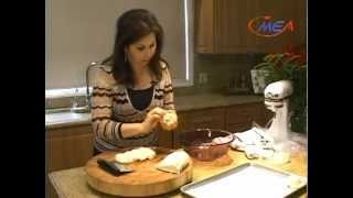 Samira's Kitchen Episode #11 - Laham Ajeen (middle Eastern Pizza), Cardamom Sesame Cookies