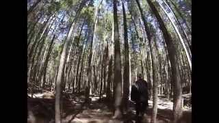 Backpacking Willow Springs to Chevelon Canyon - 2014 - AZPF