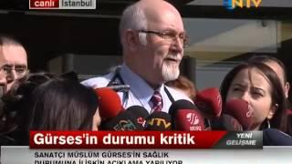 Müslüm Gürses öldü haberlerine hastaneden açıklama