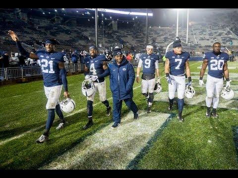 Inside Penn State football's seniors' last lap in Beaver Stadium