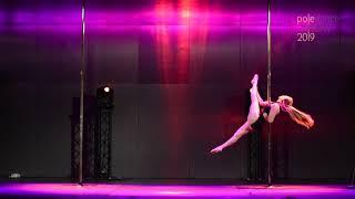 Ruslana Zherdetska - III place Amateur - Pole Dance Show 2019