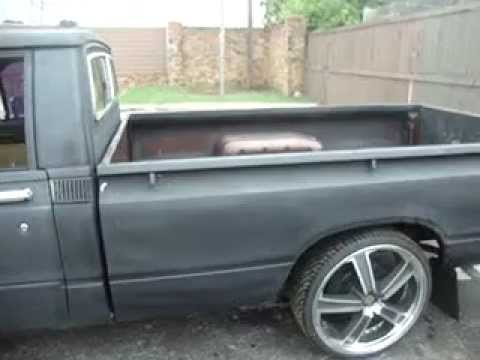 Toyota Diesel Pickup >> 82 Toyota Pick up diesel. - YouTube