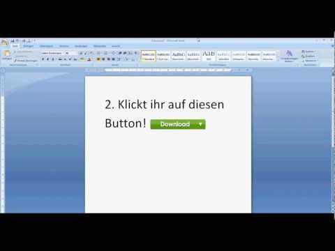 Youtube Toturial: gartis YouTube Videos downloaden [HD] German