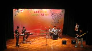 培英中學聖誕遊藝會band show 2012(上) -Ji