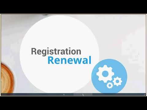 PHMSA's 2018-19 HazMat Registration Process Tutorial