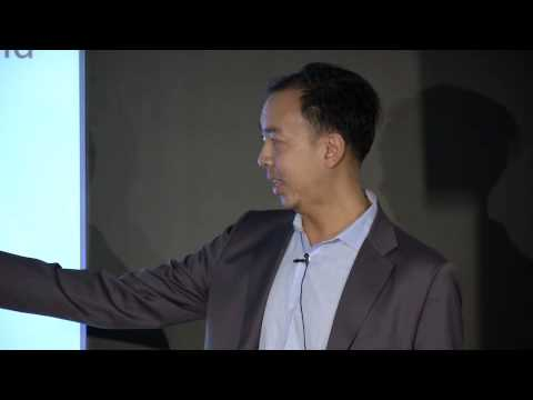"""""""Banking as a Service"""" in the Frictionless Economy – Humphrey Chen, nD bancgroup"""