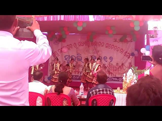 Suravi program 2017 at DPO, SSA, Sundargarh