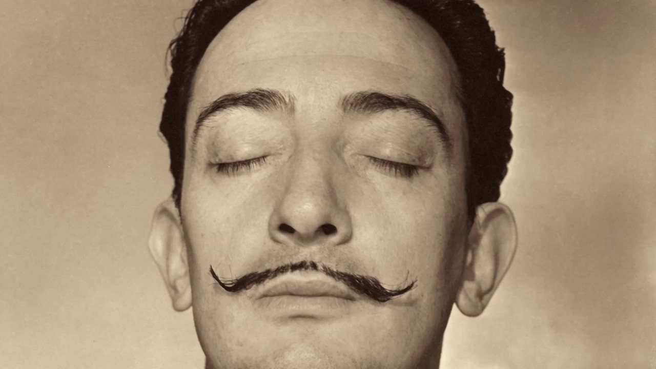 Salvador Dalí in 60 seconds