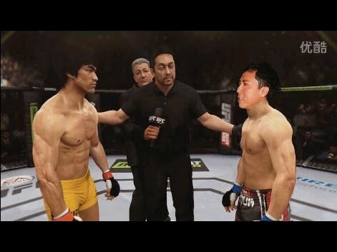 YIP MAN 4 -- Bruce Lee VS Donnie Yen!