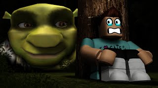 I got lost in a CURSED Roblox game..