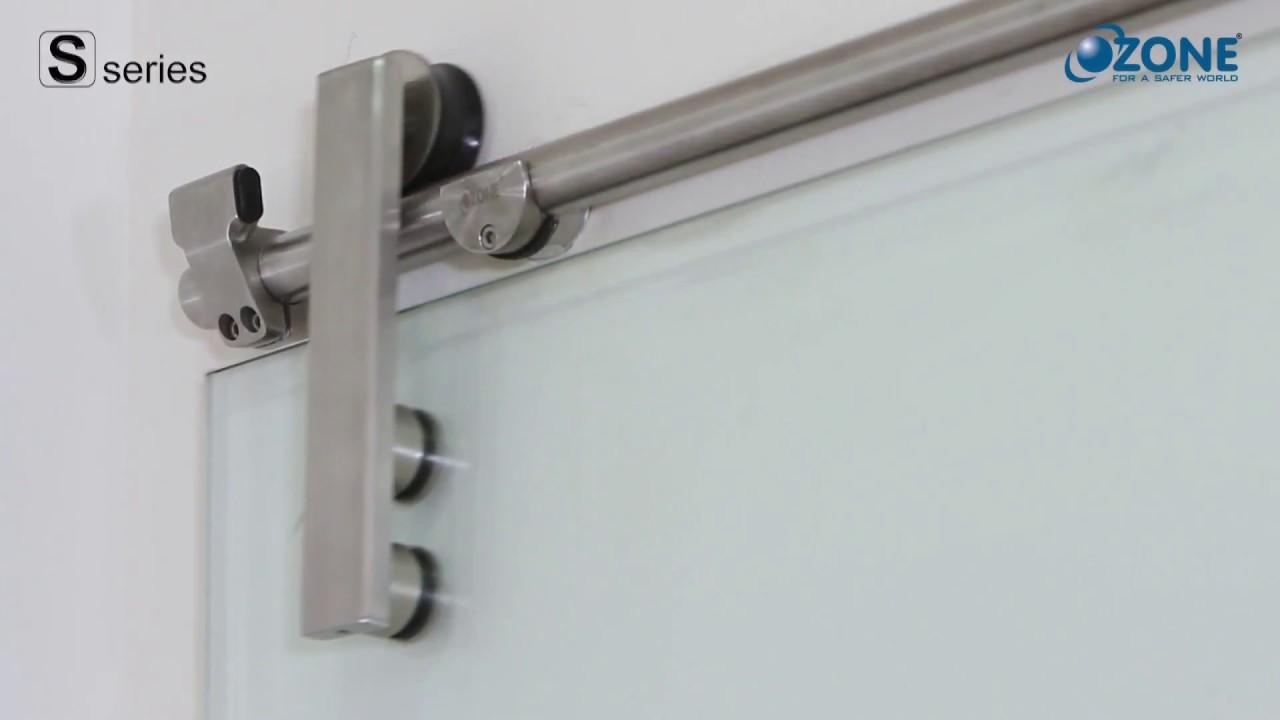 Ozone S Series Soft Close Sliding Door System Manual