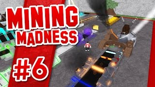 Mining Madness #6 - BEST FURNACE IN GAME (Roblox Mining Madness)