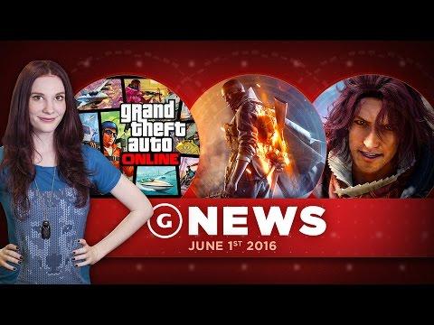 Battlefield Devs Worried Kids Unaware Of WW1 & More Final Fantasy XV Details! - GS Daily news