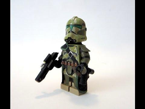 Lego Star Wars Clone 212th Attack Battallion Boil Custom Water Slide Decal