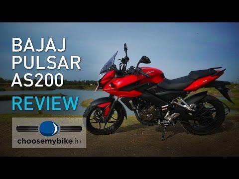 Bajaj Pulsar AS 200 : ChooseMyBike.in Review