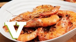 Spicy Barbecued Prawns With Aioli: Fire Up The Grill S01e4/8