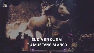 Lana del rey White Mustang letra español live