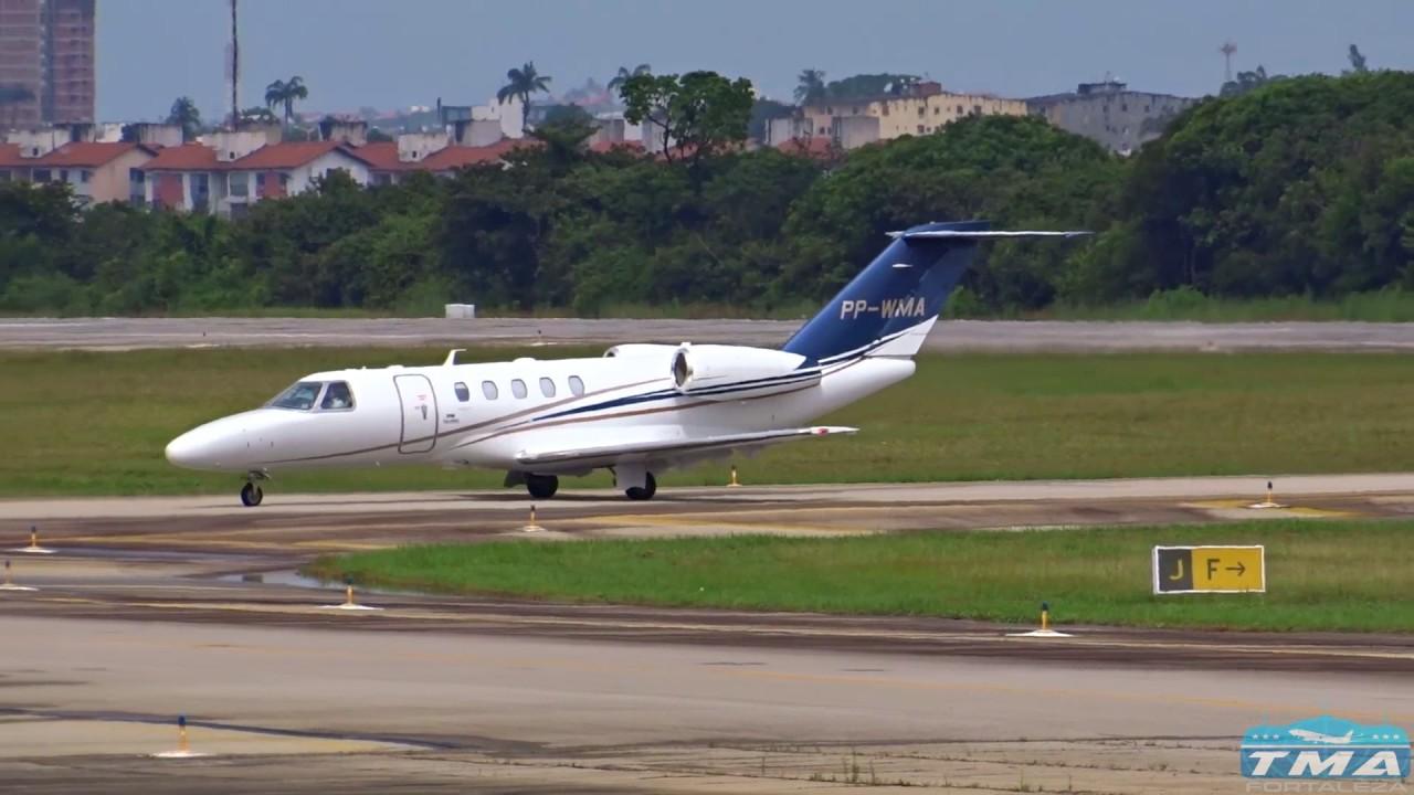 Sbfz For Aproximação Visual Pouso Rwy13 Cessna 525c Citation Cj4 Pp Wma 28 05 2017