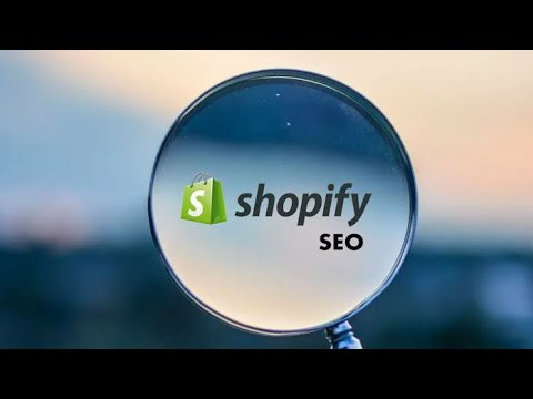 Shopify SEO - 📗📗SEO Hacks to Harness Free Traffic to your Shopify Store 2019 📗📗